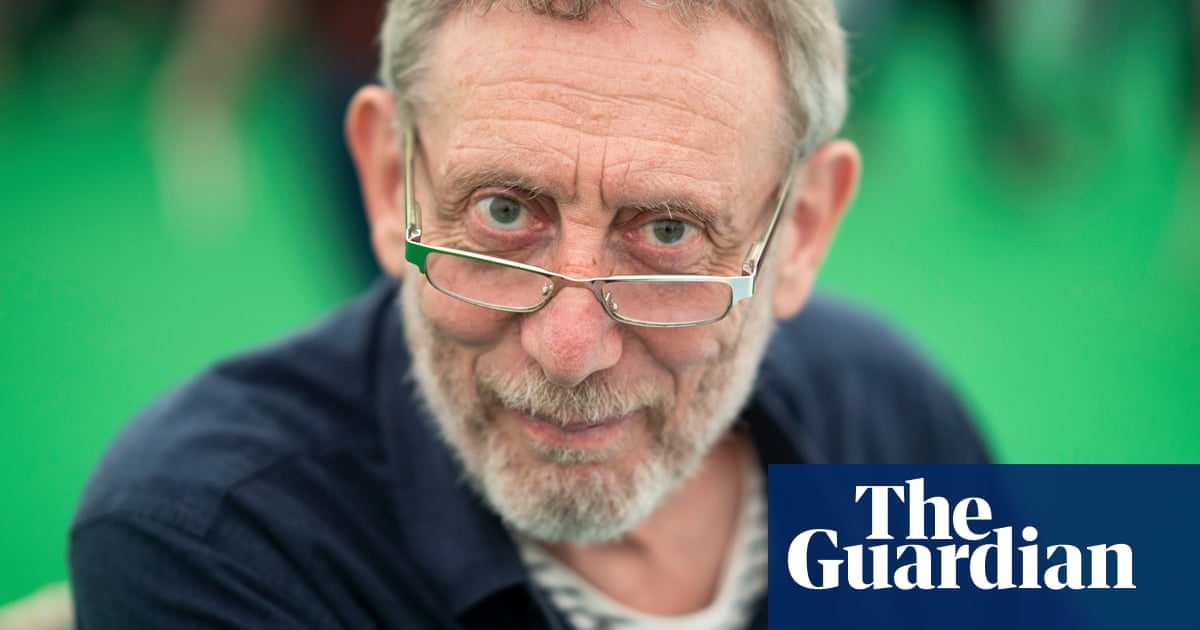 Michael Rosen completes new book after long battle with Covid-19