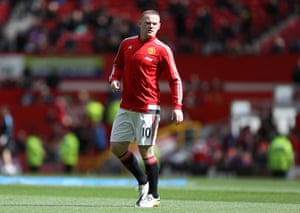 Rooney returns.