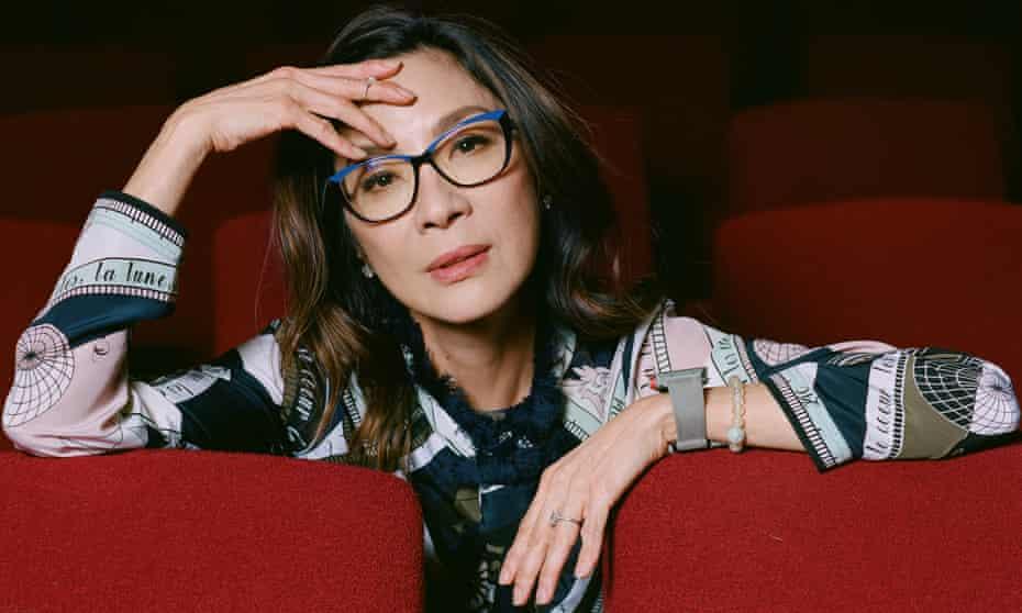 'I felt invincible' … Michelle Yeoh.