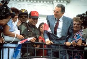 Manuel Noriega Family