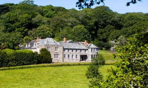 The Penrose estate in Cornwall.