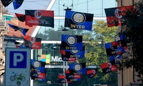 Internazionale v Milan: Serie A – live!