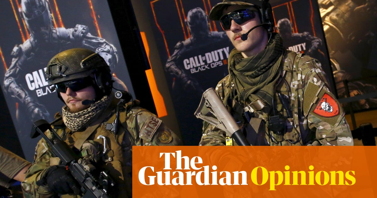 Modern warfare sucks – the crisis in first-person shooter