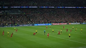 Borussia Dortmund V Bayern Munich Champions League Final