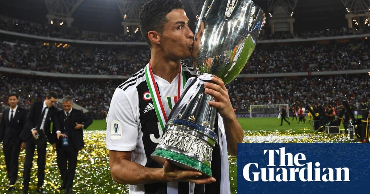 Juventus beat Milan to Supercoppa Italiana after Cristiano Ronaldo winner 0c3c61af8b5c9