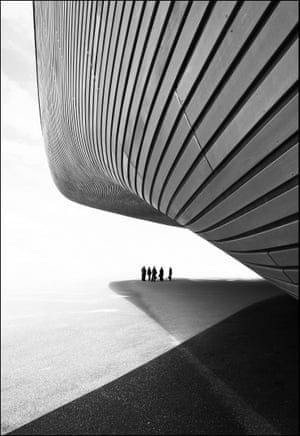 Aquatics Centre by Zaha Hadid by Luke Hayes