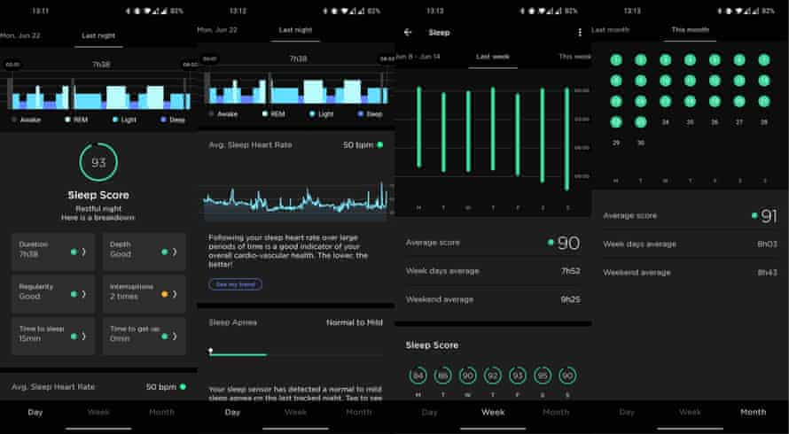 Withings Sleep Analyzer review