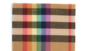 20a617404 Trenches to rainbows: the story of the Burberry check | Fashion ...