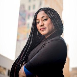 Alicia Garza of Black Lives Matter