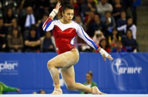 Ellie Downie became the first British gymnast to claim an all-around title at a major tournament at the 2017 European championships in Romania but even then she was plagued by pain.