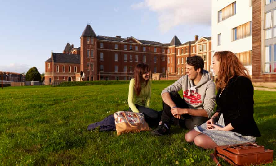 University of Worcester - City campus.