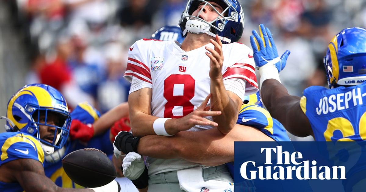 The Giants remain New York City's best NFL team. But that's faint praise