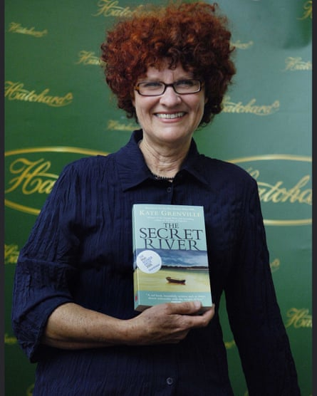 Kate Grenville said she felt writing Indigenous characters was 'beyond' her when she wrote The Secret River.
