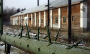Former Gulag in Perm