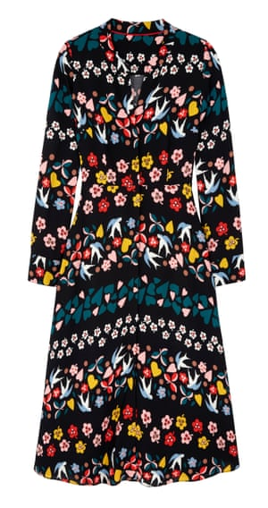 Dress, £110, by Boden (boden.co.uk)