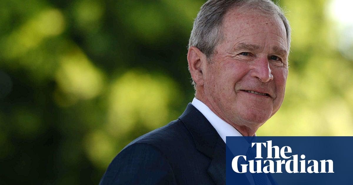 George W Bush on Trump's Republicans: 'isolationist, protectionist, nativist'