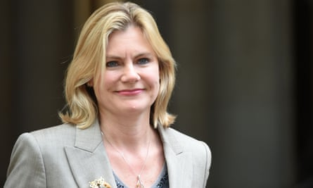 Justine Greening says Britain would be left in the 'worst of all worlds'.