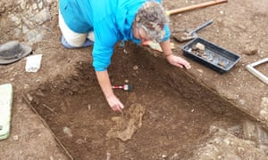 The remains of a high-quality Romano-British butcher's business and centre for crafts have been unearthed by archaeologists in Devon.
