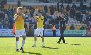 Will Phil Parkinson and his players be celebrating promotion with the Bolton fans or thanking them for their support before the play-offs?
