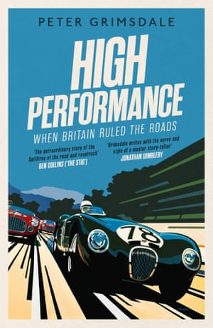 Book cover of High Perfermance