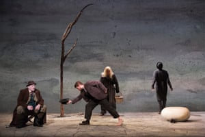Druid Theatre's Waiting for Godot, directed by Garry Hynes, is at the international festival