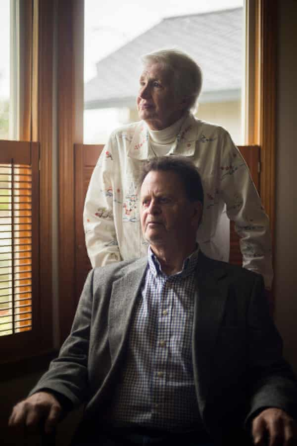 Edwin and his wife, Mary, never expected that they would become de facto leaders of the federal court fight against the world's most widely used weedkiller.