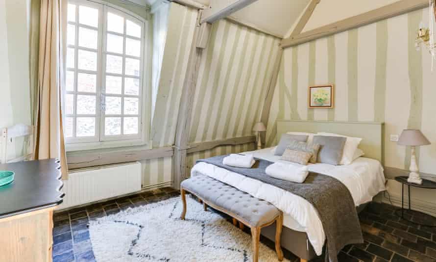 Le Loft apartment, Hornfleur.