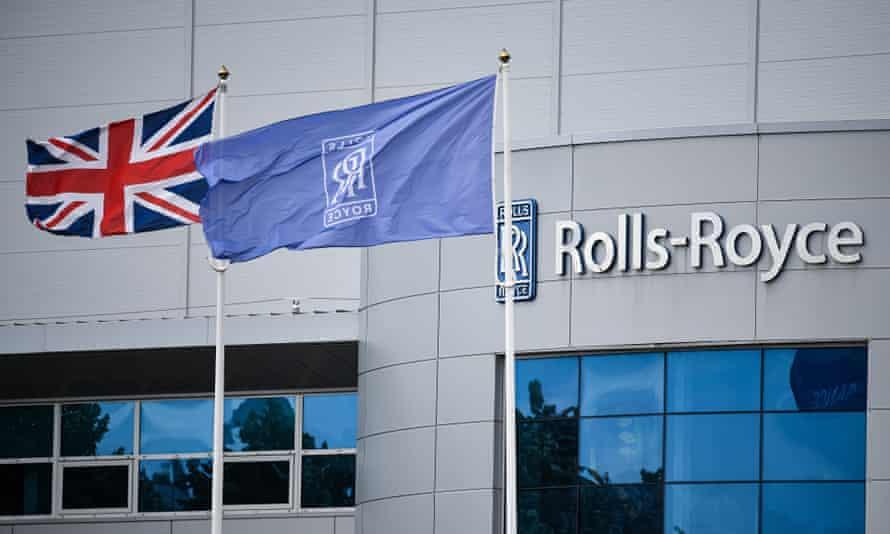 Rolls-Royce plant