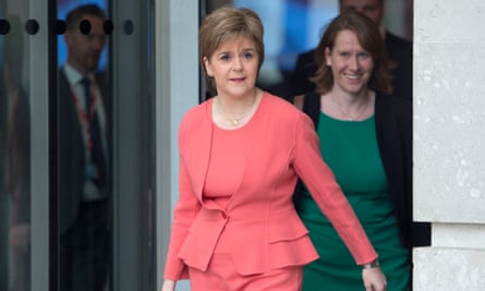 Nicola Sturgeon has demanded David Cameron clarifies the status of the Wilson doctrine.
