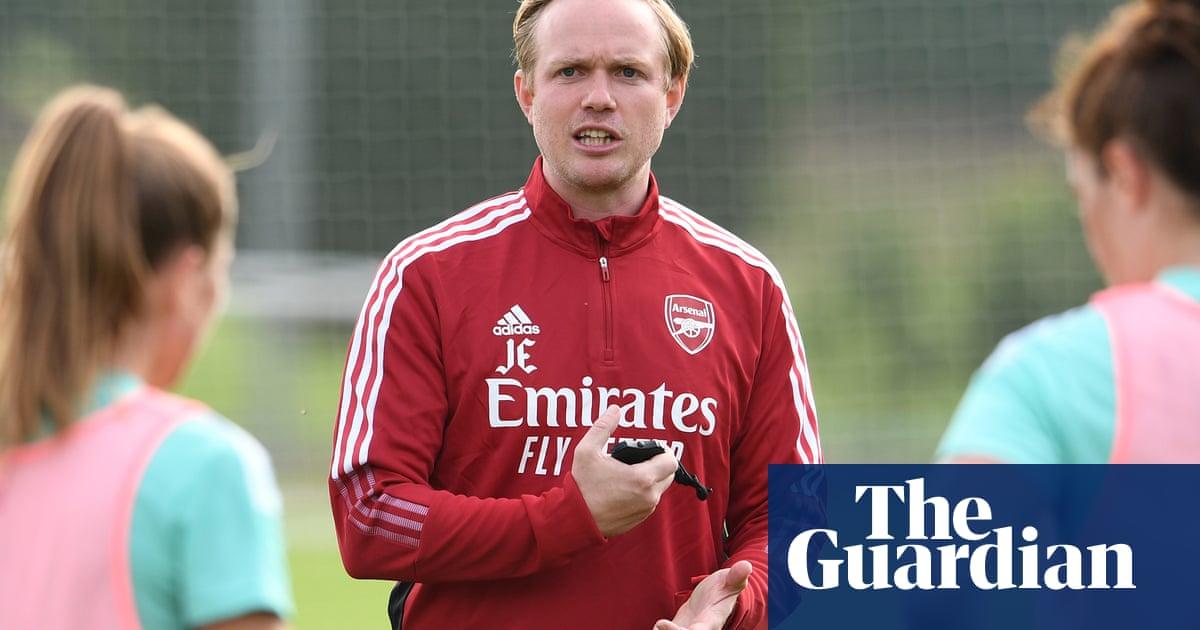 Arsenal head coach Jonas Eidevall aims for Women's Champions League glory