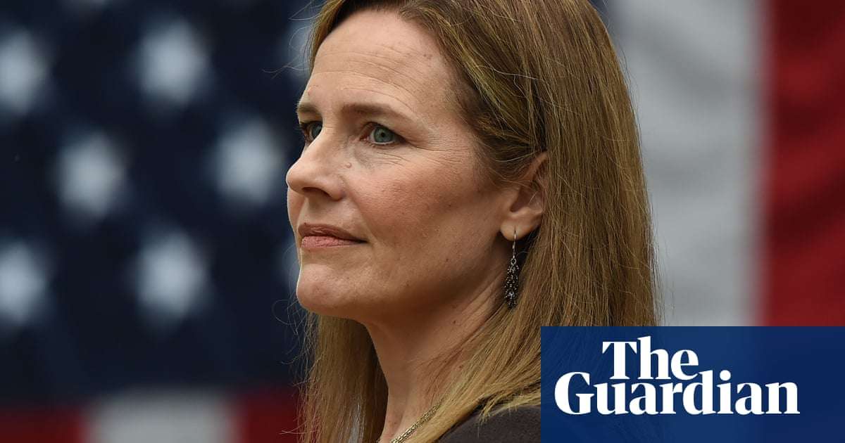 Why Amy Coney Barrett's addition to supreme court may undermine climate fight - The Guardian