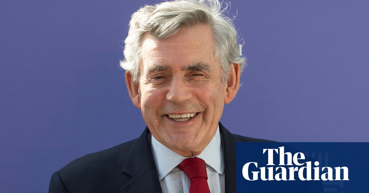 Gordon Brown leads calls for $60bn of Covid support for poor countries
