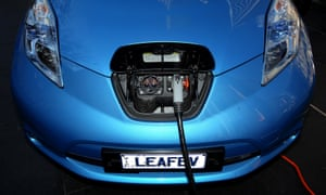 Japanese government subsidies for people buying electric and hybrid cars have boosted the network of charging points.