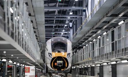Hitachi Intercity express train