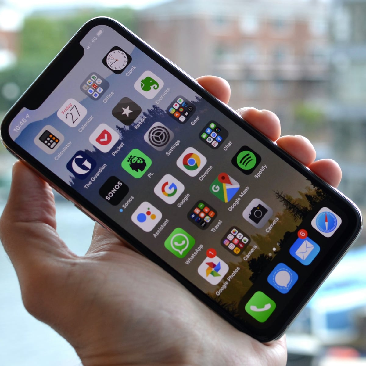 Iphone 11 Pro Review The Best Small Phone Available Technology The Guardian