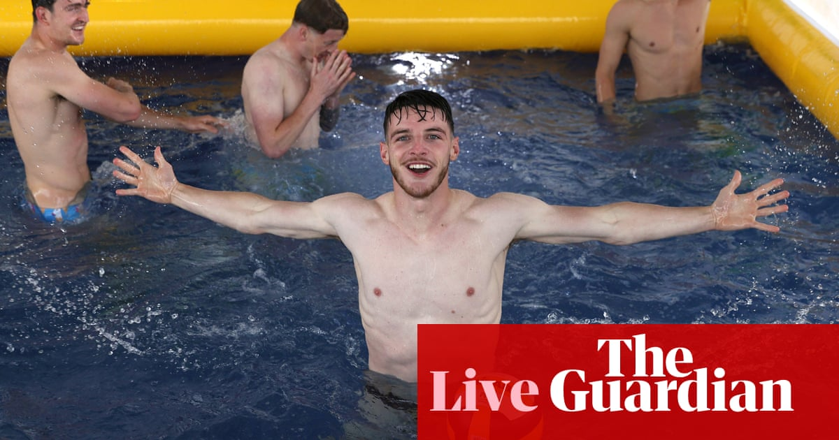 Euro 2020: latest news and previews ahead of quarter-finals – live!