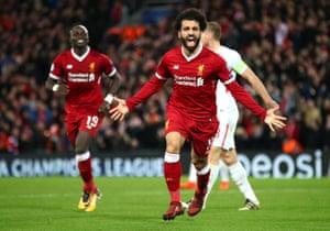 Salah gets the seventh.