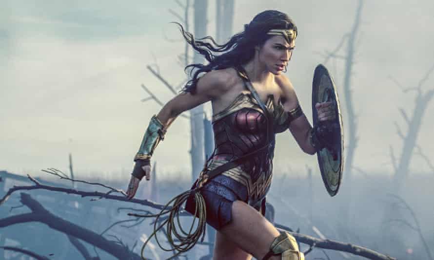 Gal Gadot in Warner Bros' Wonder Woman