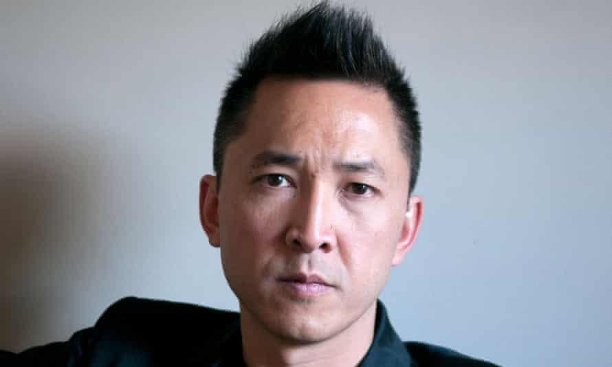 Nguyen Viet Thanh Nguyen, winner of the Dayton prize