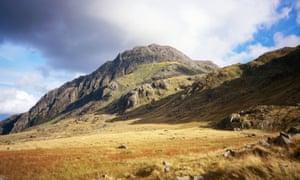 The north ridge of Tryfan, Snowdonia national park, Gwynedd, Wales, United Kingdom, Europe