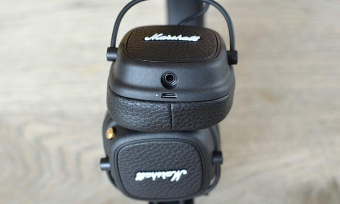 c75e1bdf902ec2 Marshall Major III Bluetooth review: rocking wireless headphones |  Technology | The Guardian