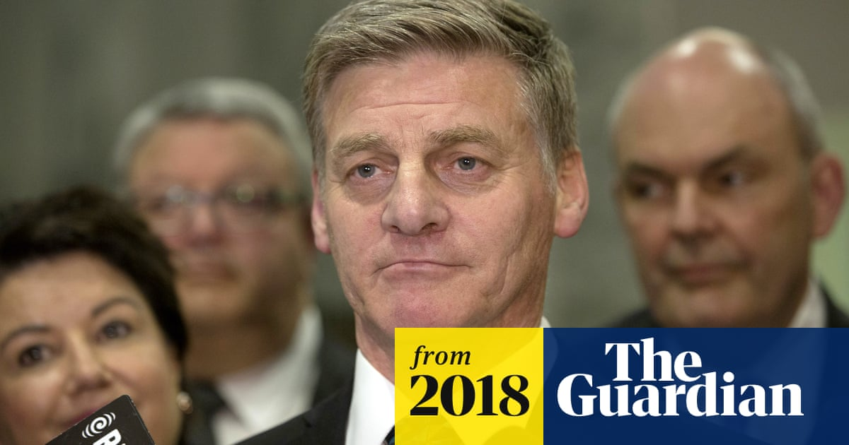 02469ef58 Bill English  former New Zealand prime minister to quit politics ...