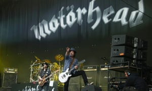 Motörhead … Can you guess what they sound like?