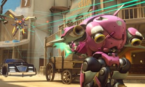 Overwatch review – fast, fun and a joy throughout | Games