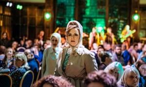 Celebrates women who won't be silenced … Katherine Pearce as Yvonne in The Last Testament of Lillian Bilocca.