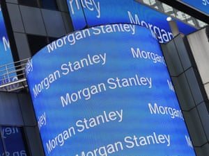 The Morgan Stanley headquarters in New York.