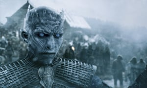 The Night King in Game of Thrones.
