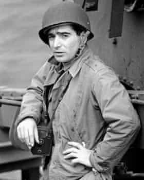 Robert Capa, England, 6 June, 1944.