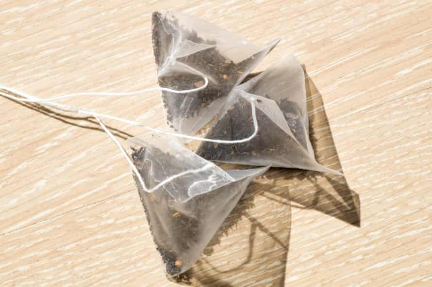 Nylon tea bags are not as innocent as they seem.