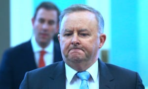 Anthony Albanese and Jim Chalmers